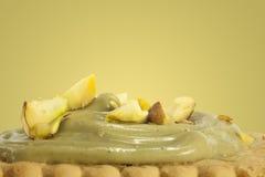 Crème de pistache Image libre de droits