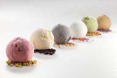 Crème glacée  Photo libre de droits