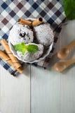 Crème glacée d'Oreo photographie stock libre de droits