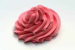 Crème glacée rose Photos libres de droits