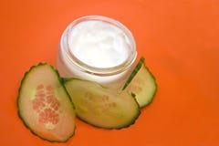 Crème hydratante normale Photo libre de droits