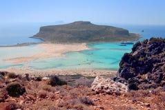 Crète Photographie stock libre de droits