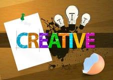 Créateur Image stock