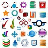 Créateur de logo Photo libre de droits