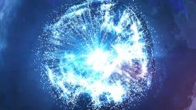 Création abstraite de Big Bang Photo libre de droits