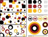 Créations 1 de Digitals Images stock