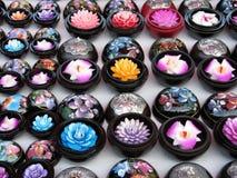Créations de savon Images stock