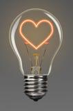 Créativité d'amour Image libre de droits