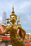 Créature mythologique, thaïe Photographie stock libre de droits