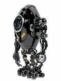 Créature robotique Photo stock