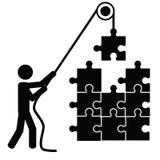 Créez un puzzle Photo libre de droits