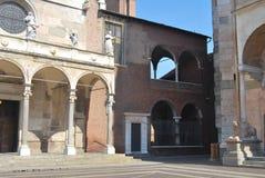 Crémona, Italia, ciudad de Bassa Lombarda Fotografía de archivo libre de regalías