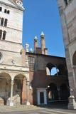 Crémona, Italia, ciudad de Bassa Lombarda Imagen de archivo
