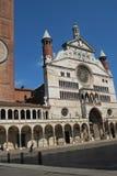 Crémona, Italia, ciudad de Bassa Lombarda Imágenes de archivo libres de regalías