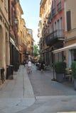 Crémona, Italia, ciudad de Bassa Lombarda Imagenes de archivo
