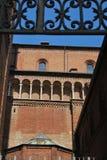 Crémona, Italia, ciudad de Bassa Lombarda Fotos de archivo libres de regalías