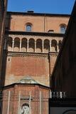 Crémona, Italia, ciudad de Bassa Lombarda Foto de archivo