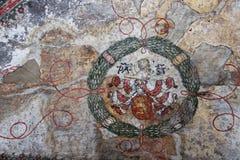 Crémone, Italie décoration Photo stock