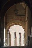 Crémone, portique Image libre de droits
