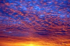 Crépuscule Photo stock