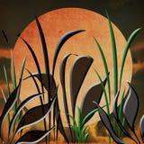 crépuscule Photos libres de droits