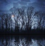 crépuscule Photographie stock libre de droits