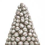 Crête de base-ball Photos stock