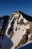 Crête de château, chaîne d'élans du Colorado Rocky Mountains images libres de droits