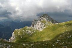 Crête de Higheast dans Bosnia_MAGLIC Photos stock