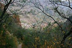 Crête de Lantau, Xinmi, Zhengzhou Photos libres de droits