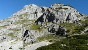 Crête de montagne image libre de droits
