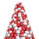 Crête de pilules Image stock