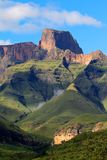 Montagnes de Drakensberg, Afrique du Sud image stock