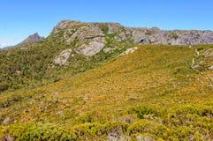 Crête de wombat - montagne de berceau photographie stock