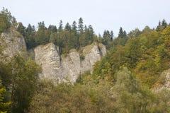 Crêtes dans Tatras, Slovaquie Images stock
