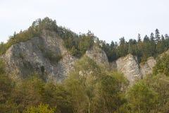 Crêtes dans Tatras, Slovaquie Photo libre de droits