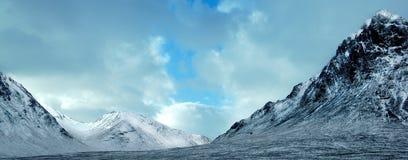 Montagnes de Milou images stock