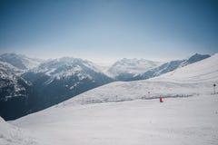 Crêtes de montagne photos libres de droits