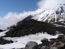 Crêtes des montagnes Photographie stock libre de droits