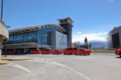 CR dell'aeroporto del San Jose Immagine Stock