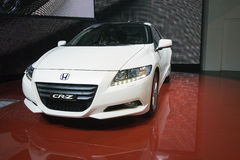 cr Honda z Zdjęcia Stock
