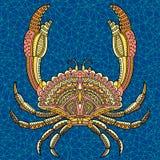 Crab5 Στοκ εικόνα με δικαίωμα ελεύθερης χρήσης
