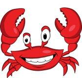 Crab cartoon Stock Photos