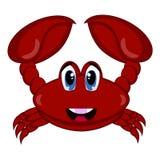 Crab Cartoon Royalty Free Stock Images