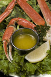 Crab composition Stock Photography