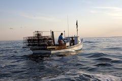 Crab fishing boat Royalty Free Stock Image