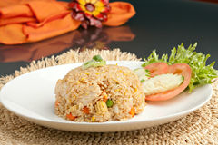 Crab Fried Rice Stock Photos