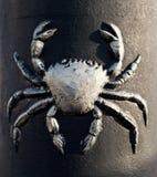 Crab iron Royalty Free Stock Photography