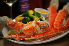 Free Crab Legs Royalty Free Stock Photo - 10432265