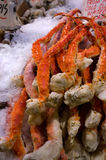 Crab Legs Royalty Free Stock Photos